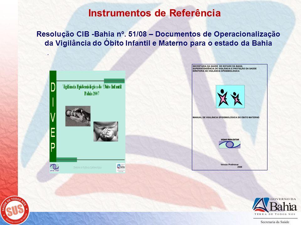 Instrumentos de Referência