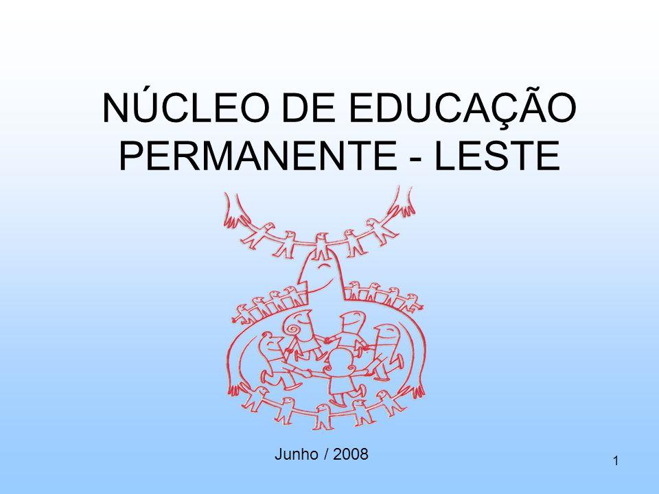 NÚCLEO DE EDUCAÇÃO PERMANENTE - LESTE