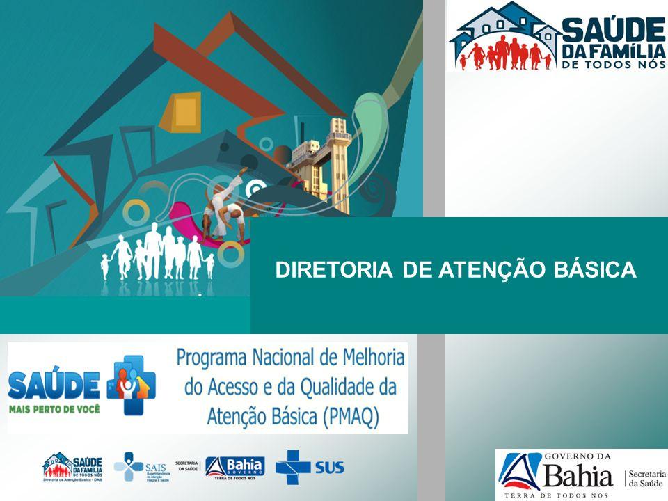 DIRETORIA DE ATENÇÃO BÁSICA