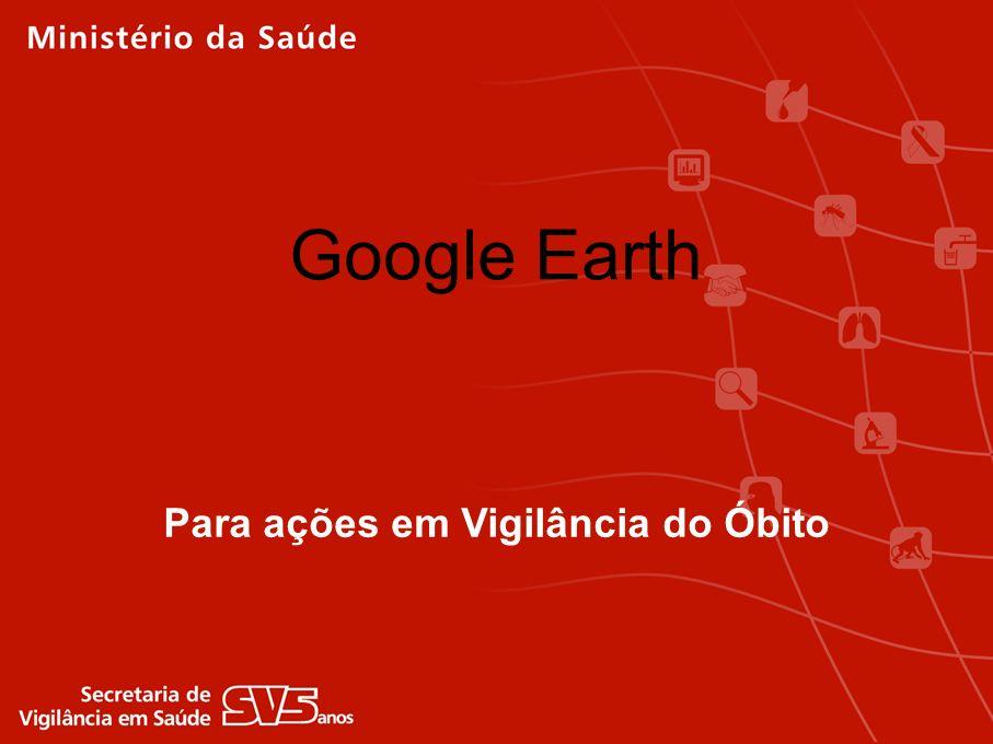 Para ações em Vigilância do Óbito