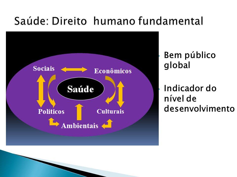 Saúde: Direito humano fundamental