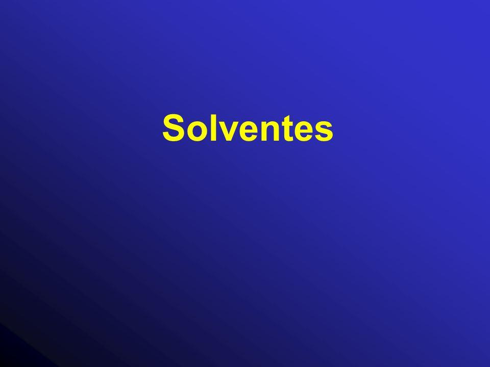 Solventes