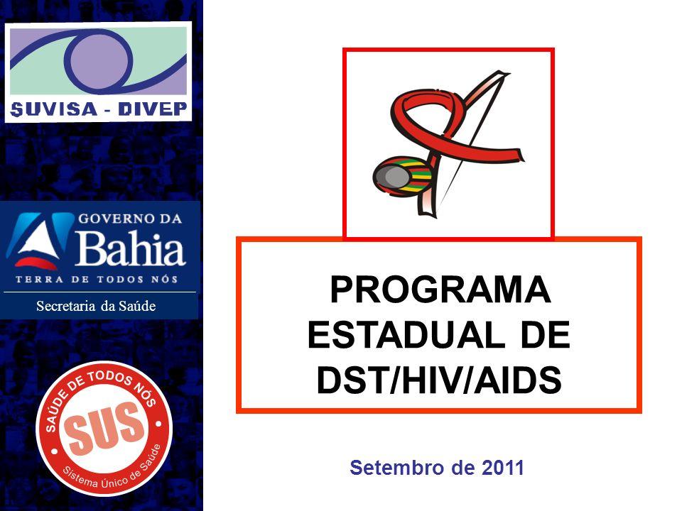 PROGRAMA ESTADUAL DE DST/HIV/AIDS