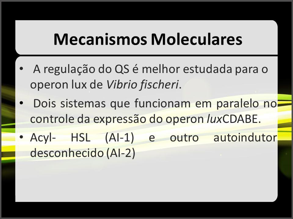 Mecanismos Moleculares