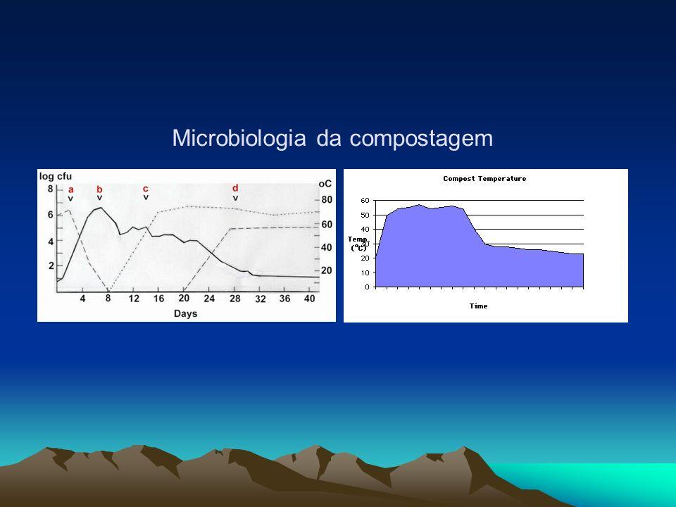 Microbiologia da compostagem