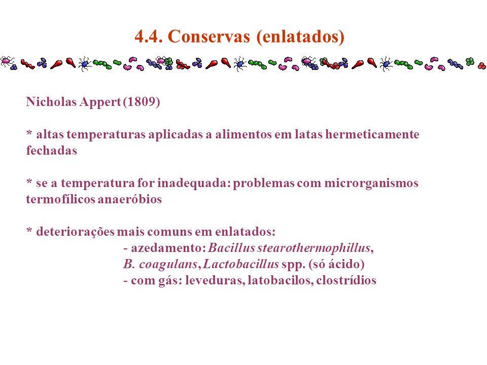 4.4. Conservas (enlatados)