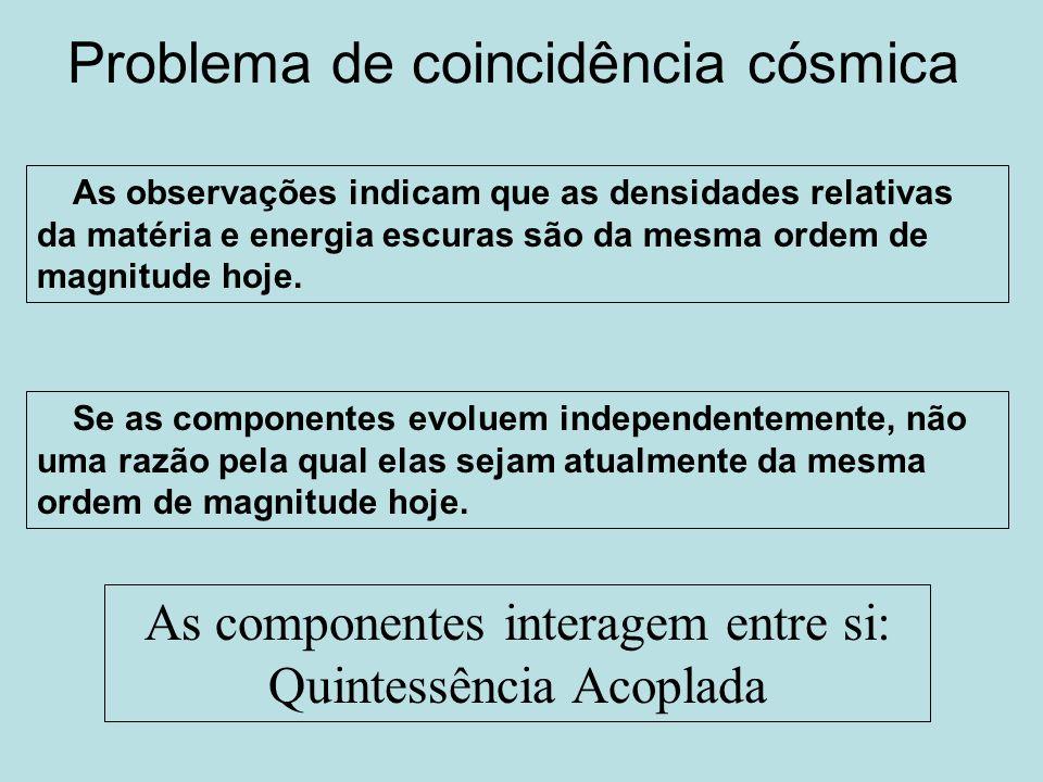 Problema de coincidência cósmica