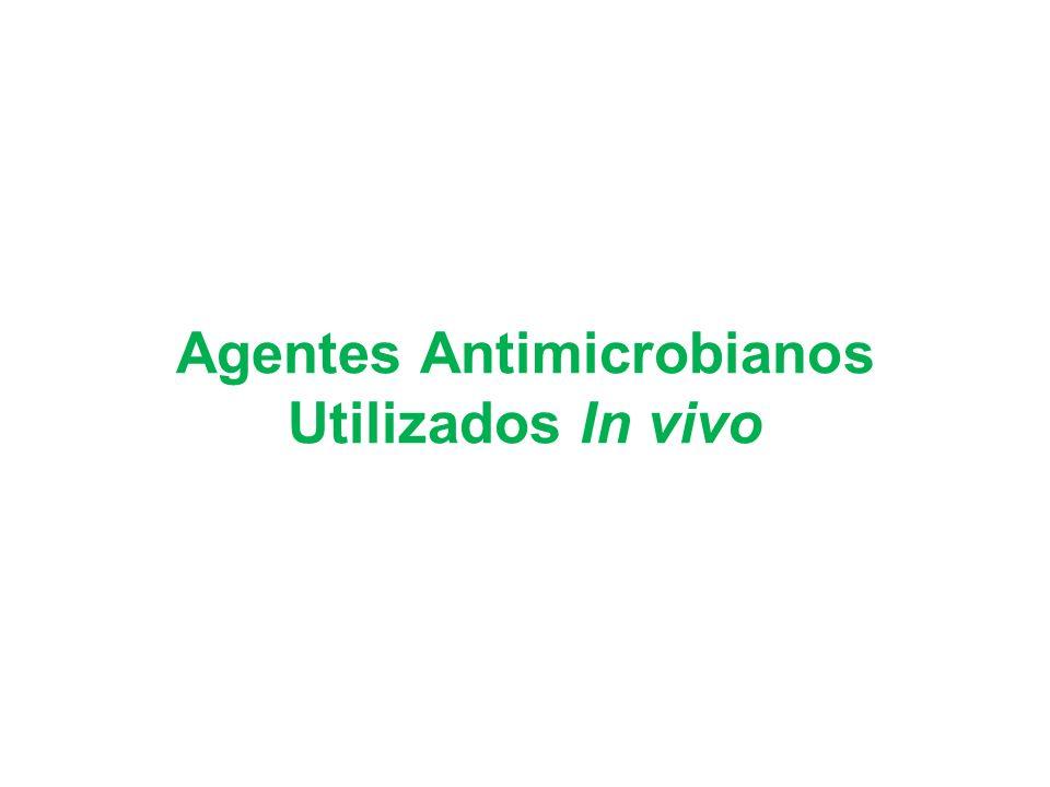 Agentes Antimicrobianos