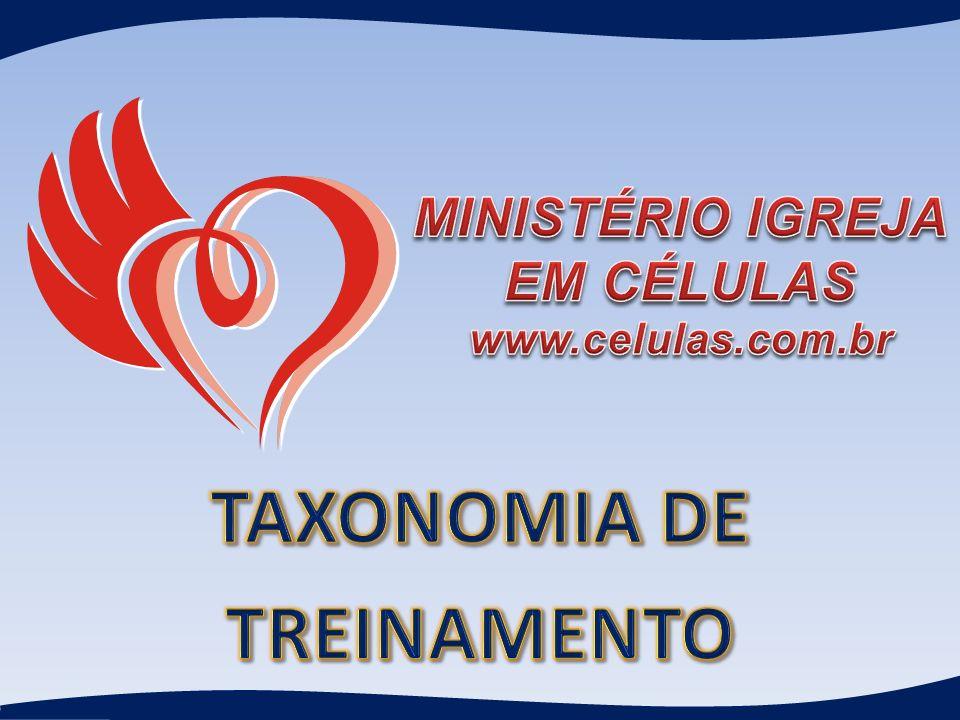 TAXONOMIA DE TREINAMENTO