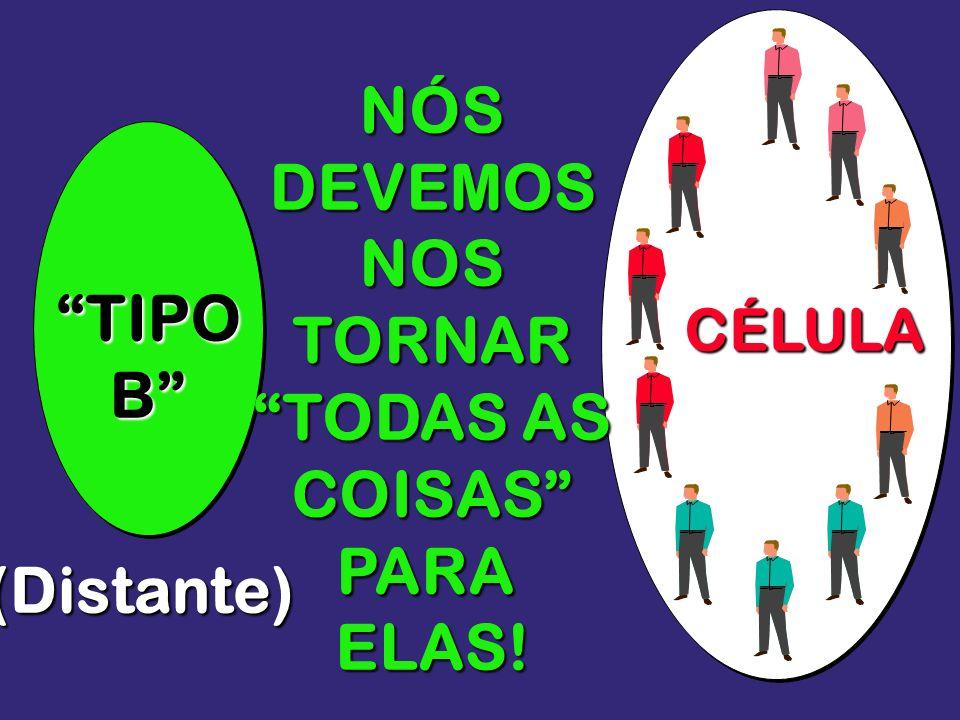 NÓS DEVEMOS NOS TORNAR TODAS AS COISAS TIPO PARA B ELAS!