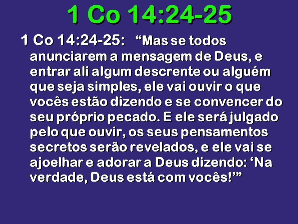1 Co 14:24-25
