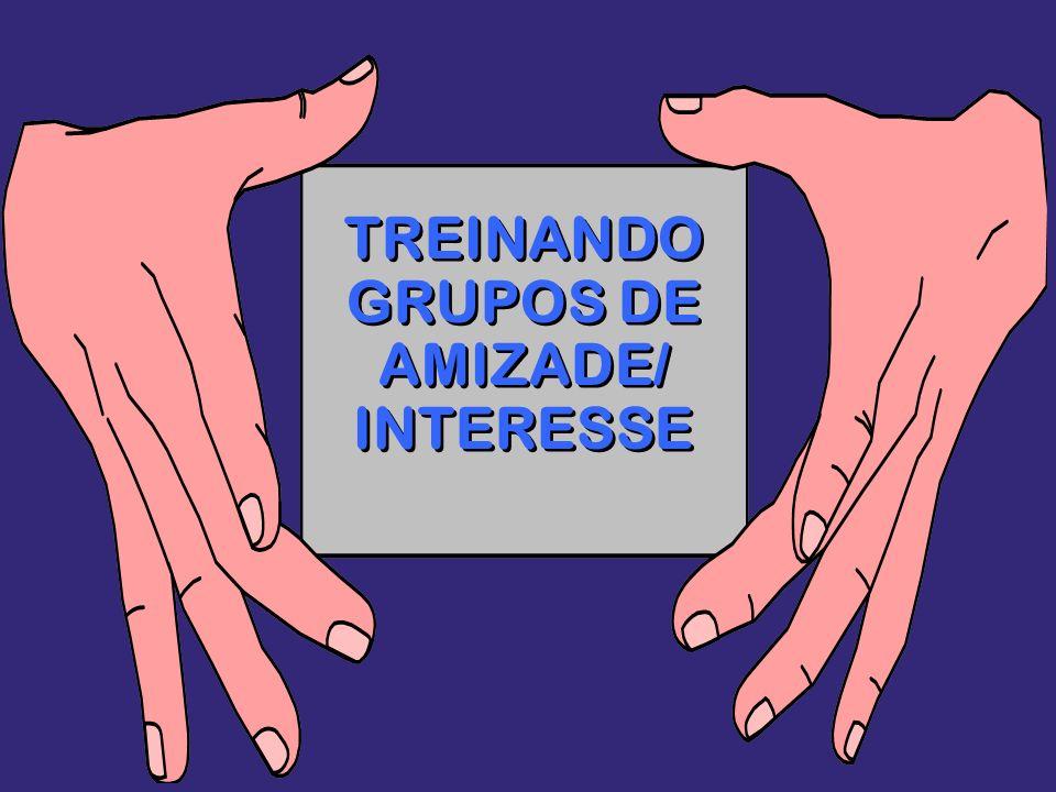 TREINANDOGRUPOS DE AMIZADE/