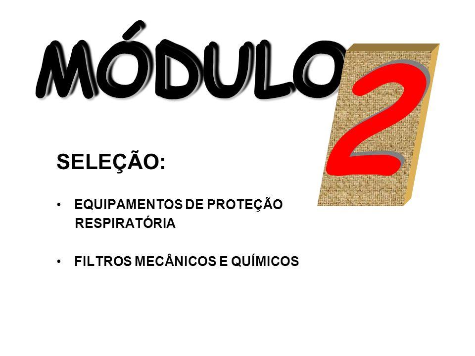 7a3b9ae82c72b 2 MÓDULO SELEÇÃO  EQUIPAMENTOS DE PROTEÇÃO RESPIRATÓRIA - ppt video ...
