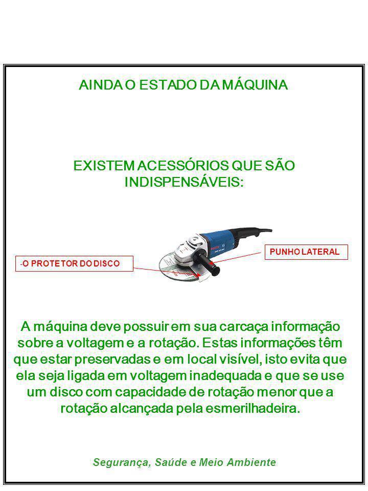 AINDA O ESTADO DA MÁQUINA