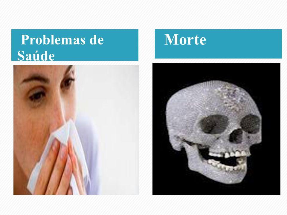 Problemas de Saúde Morte