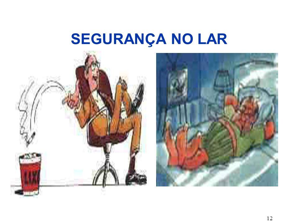 SEGURANÇA NO LAR