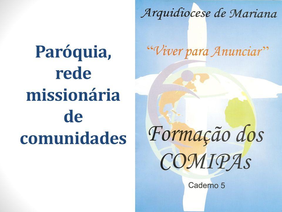 Paróquia, rede missionária de comunidades