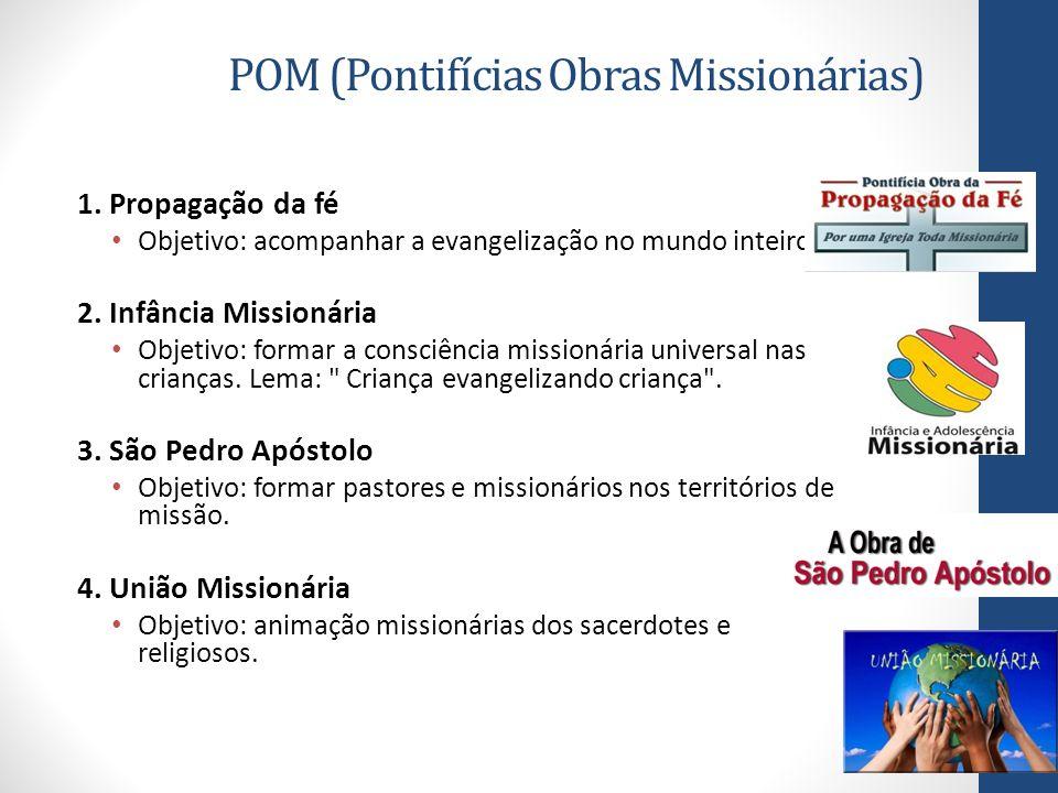 POM (Pontifícias Obras Missionárias)