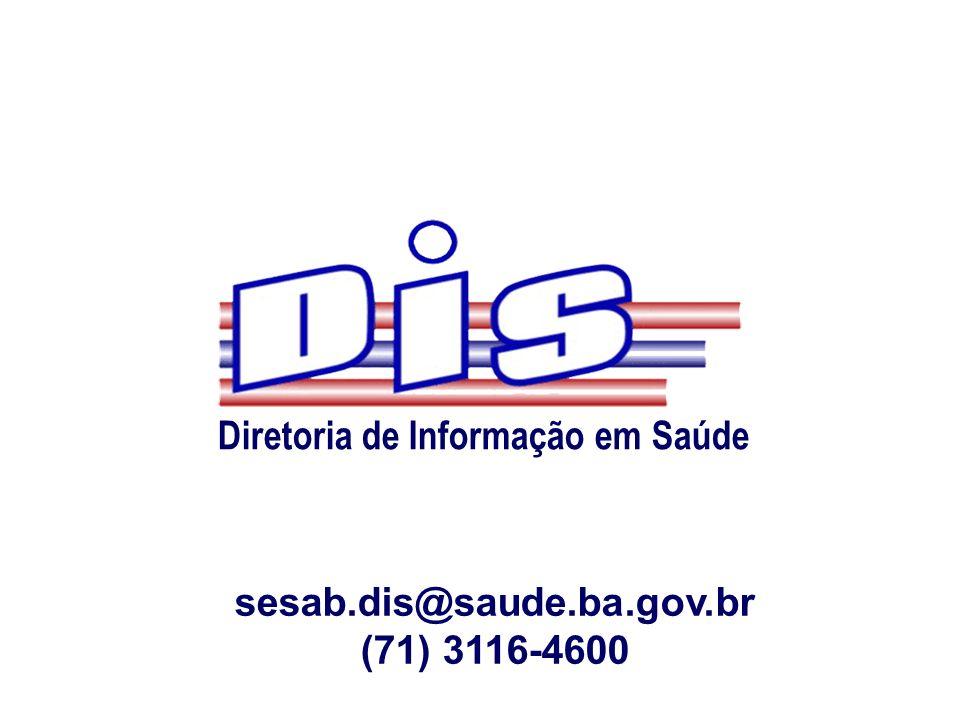 Diretoria de Informação em Saúde