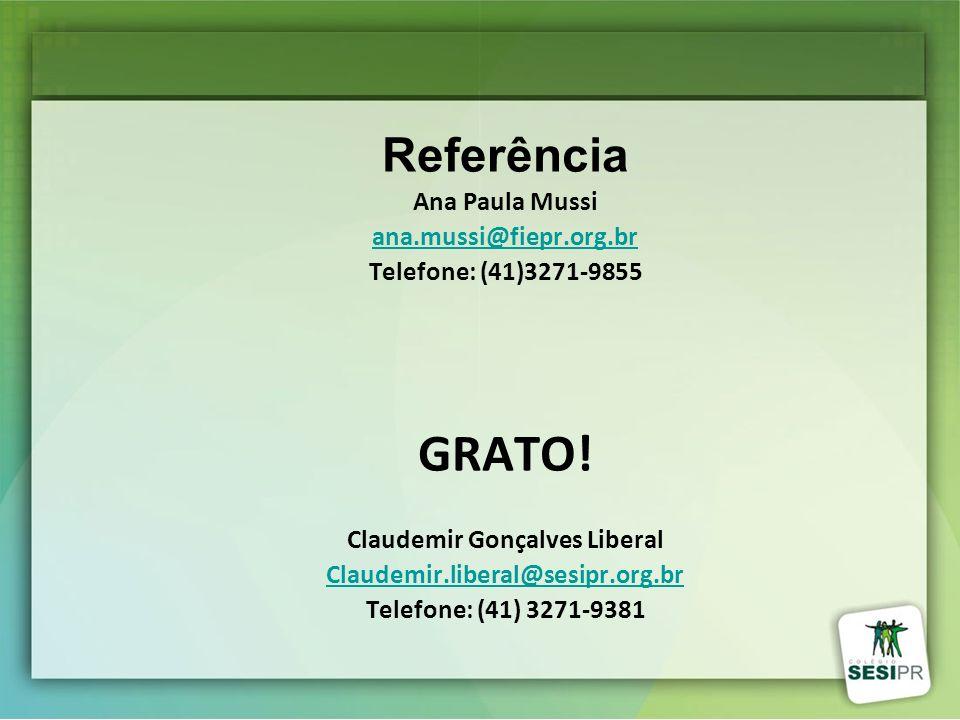 Claudemir Gonçalves Liberal