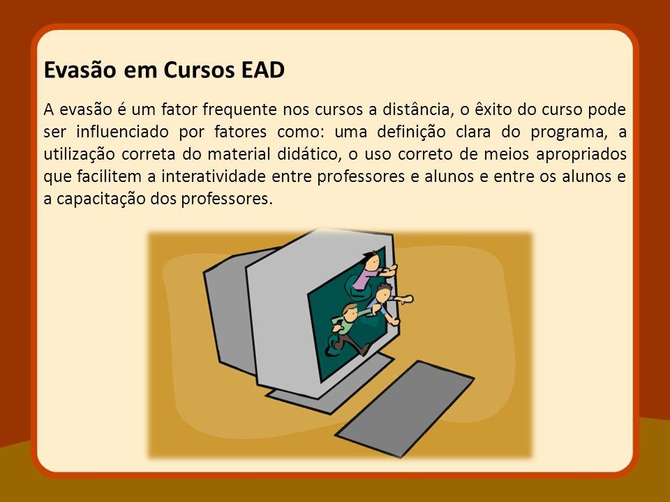 Evasão em Cursos EAD