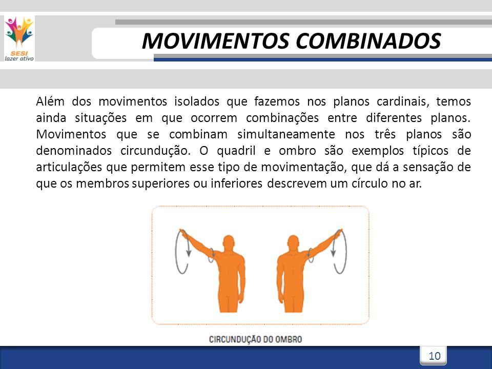 MOVIMENTOS COMBINADOS