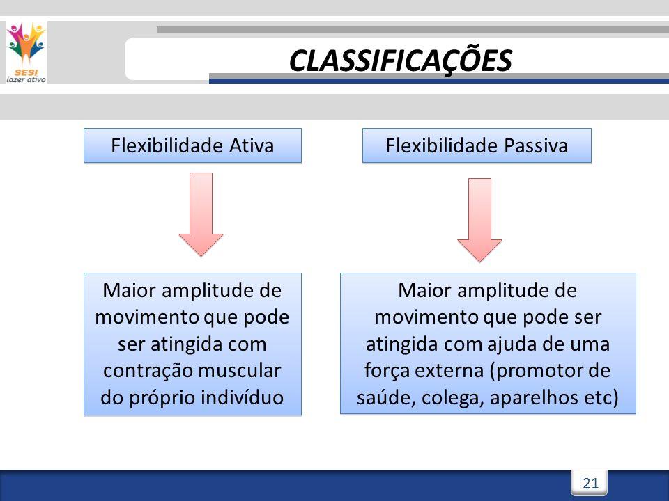 Flexibilidade Passiva