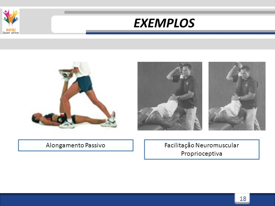 Facilitação Neuromuscular Proprioceptiva