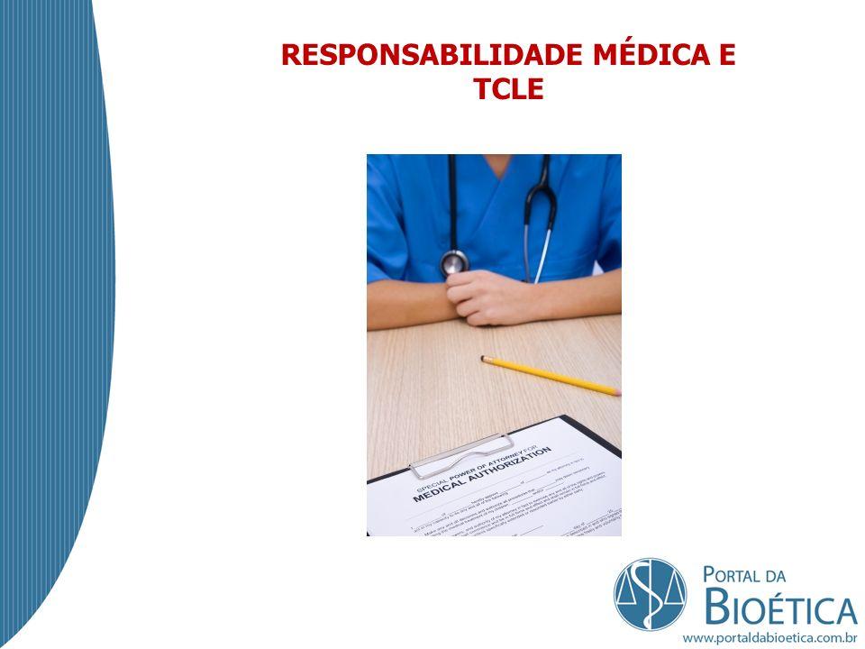 RESPONSABILIDADE MÉDICA E