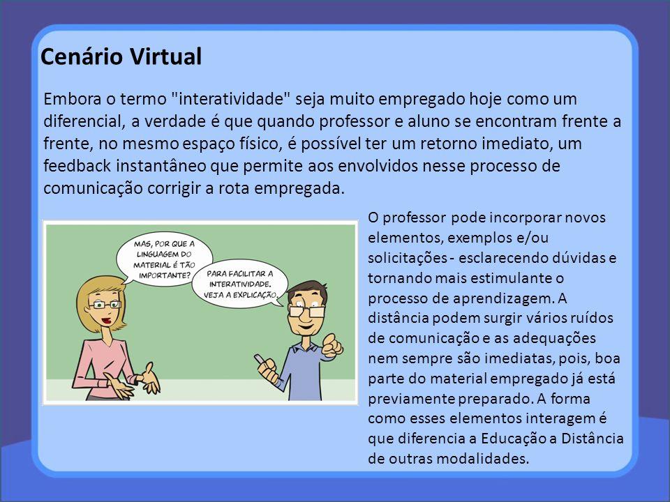 Cenário Virtual