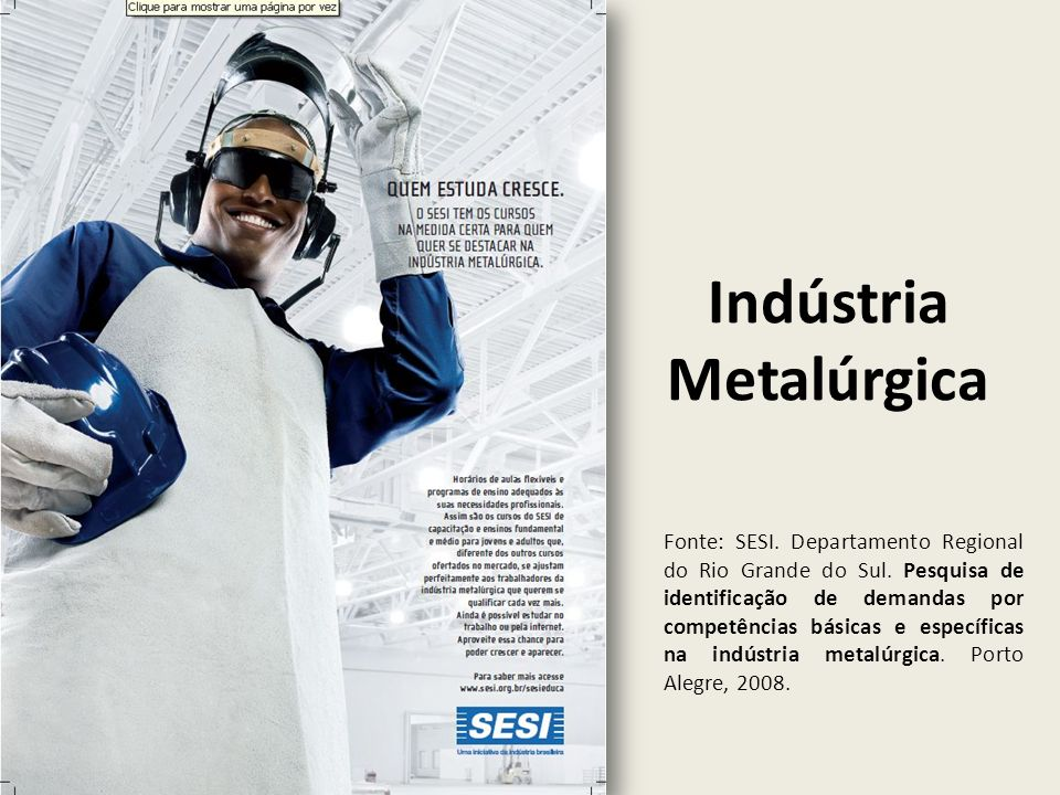 Indústria Metalúrgica