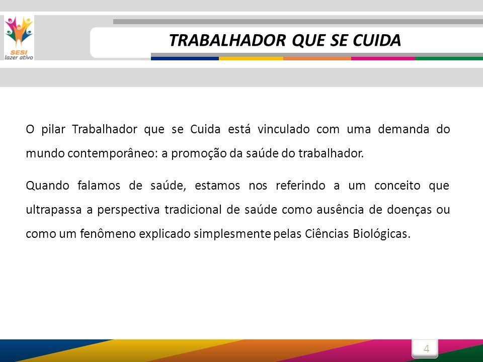 TRABALHADOR QUE SE CUIDA