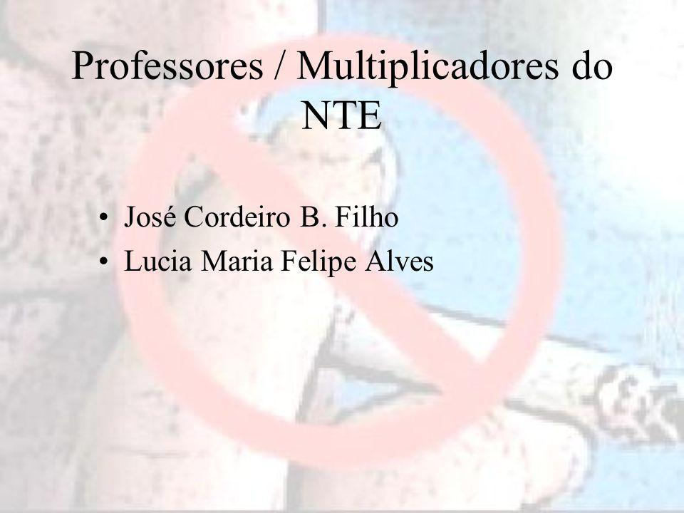 Professores / Multiplicadores do NTE