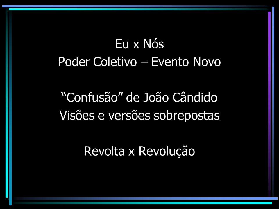 Poder Coletivo – Evento Novo Confusão de João Cândido