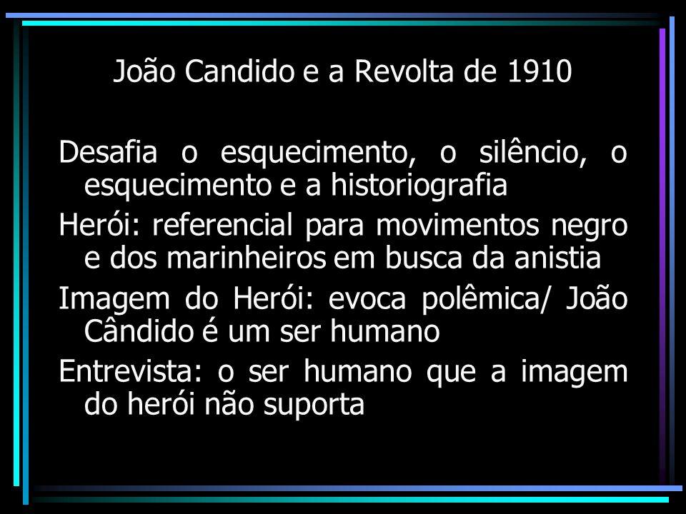 João Candido e a Revolta de 1910