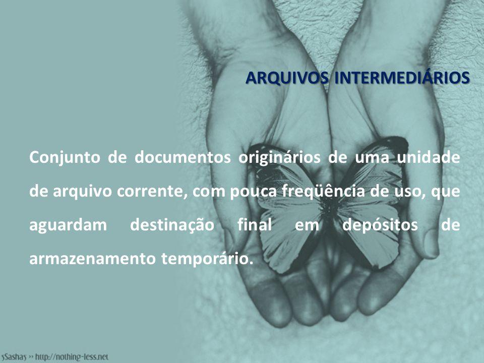 ARQUIVOS INTERMEDIÁRIOS