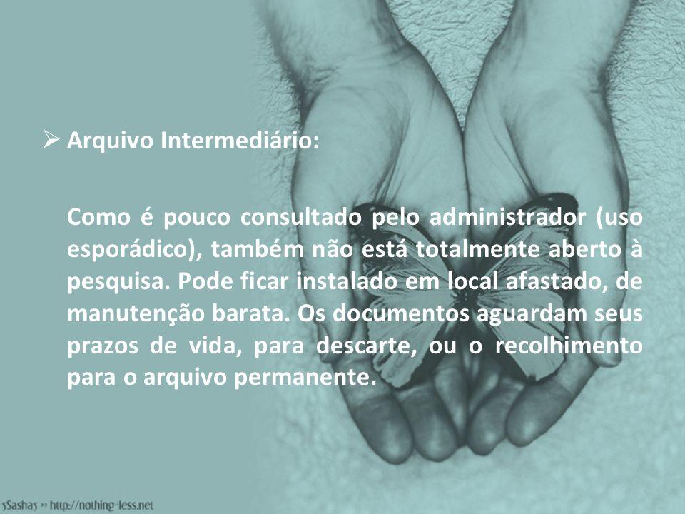 Arquivo Intermediário: