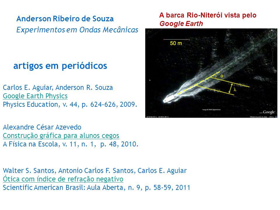 artigos em periódicos Anderson Ribeiro de Souza