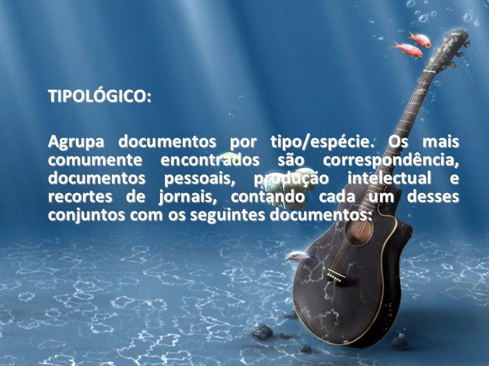 TIPOLÓGICO: