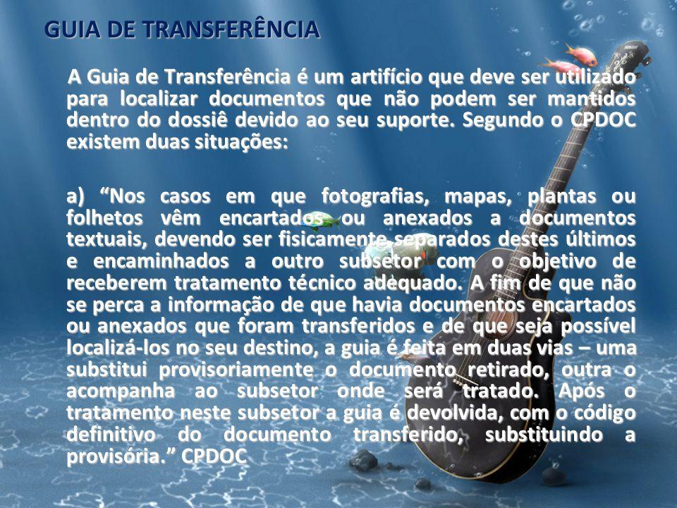 GUIA DE TRANSFERÊNCIA