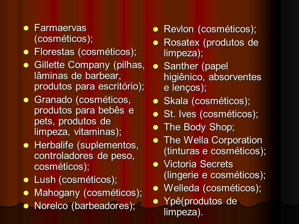 Farmaervas (cosméticos);