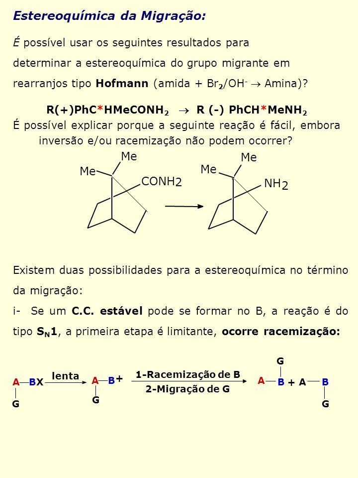 R(+)PhC*HMeCONH2  R (-) PhCH*MeNH2