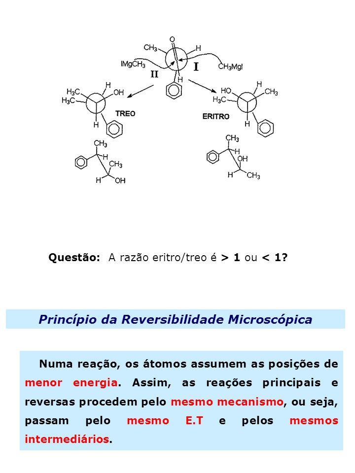 Princípio da Reversibilidade Microscópica
