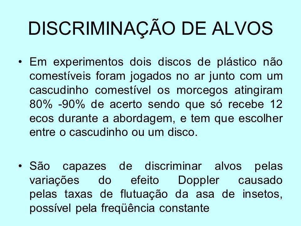 DISCRIMINAÇÃO DE ALVOS