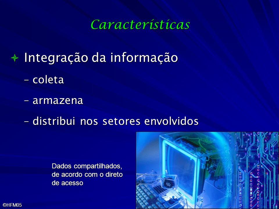 Integração da informação