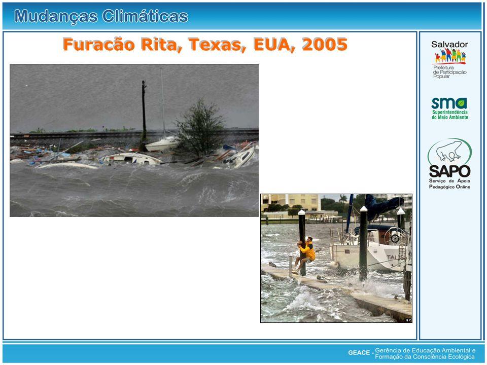 Furacão Rita Furacão Rita, Texas, EUA, 2005