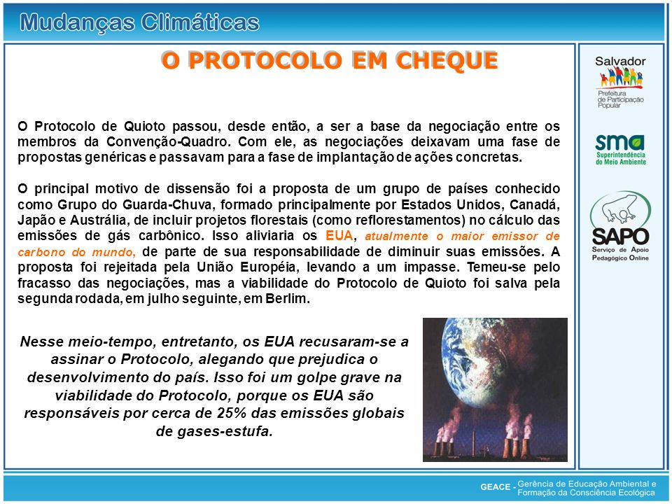 O Protocolo em Cheque O PROTOCOLO EM CHEQUE