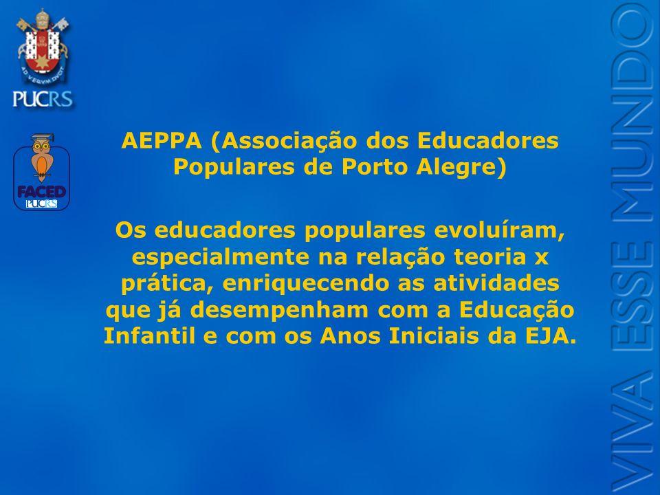 AEPPA (Associação dos Educadores Populares de Porto Alegre)
