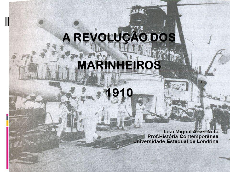 A Revolução dos marinheiros 1910