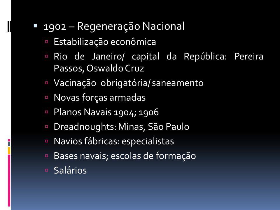 1902 – Regeneração Nacional